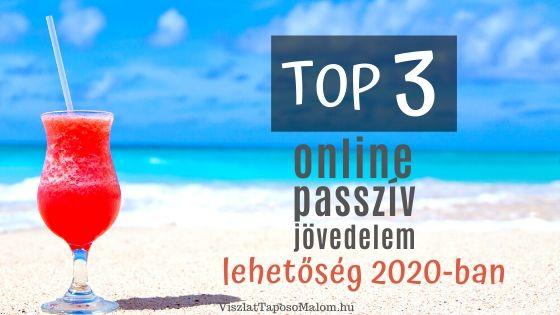 jövedelem az interneten keresztül 2020-ban)