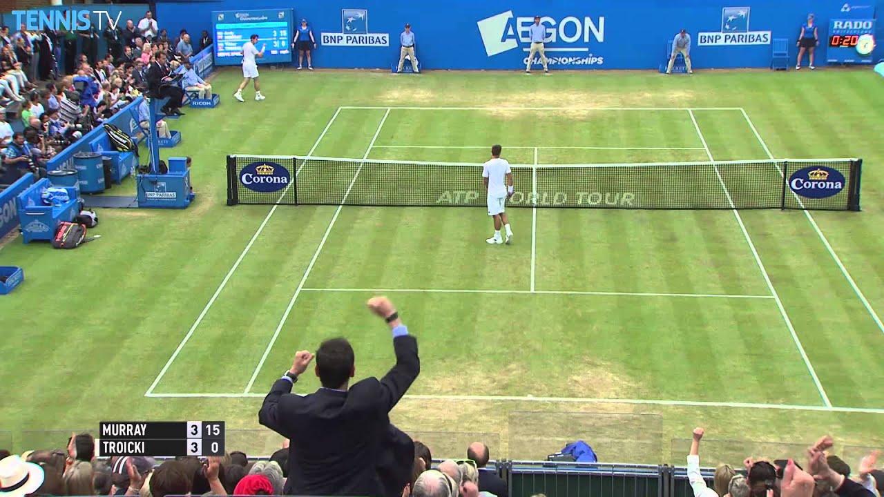 Tenisz kereskedelem a Betfairen
