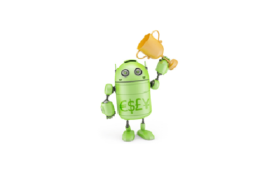 robotok hírekkel való kereskedéshez)