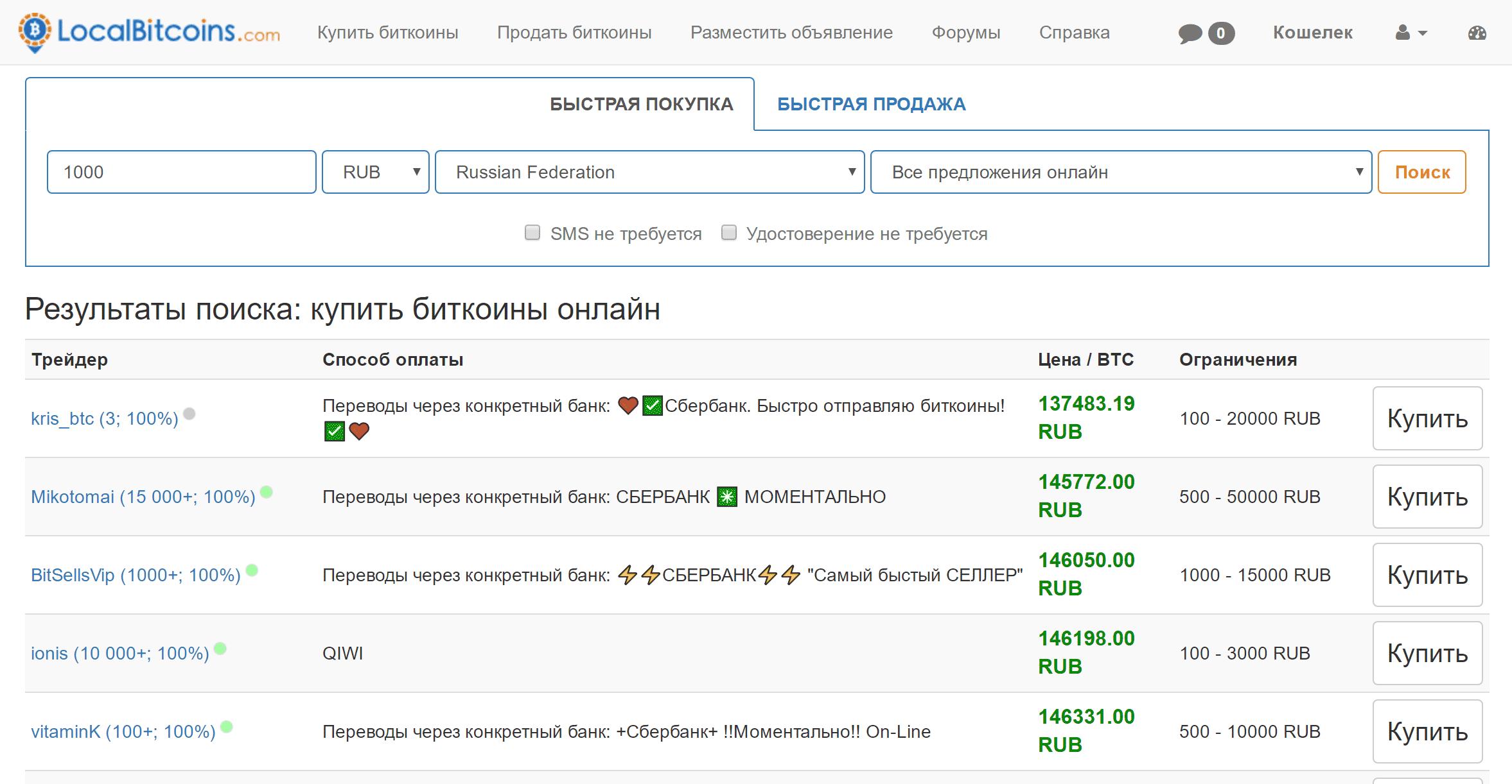 kereset a bitcoin tanfolyamon