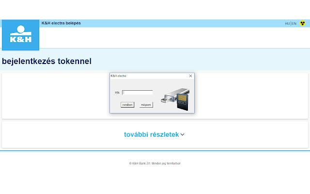 Internet Bank - első belépés - Magánszemélyek | CIB Bank