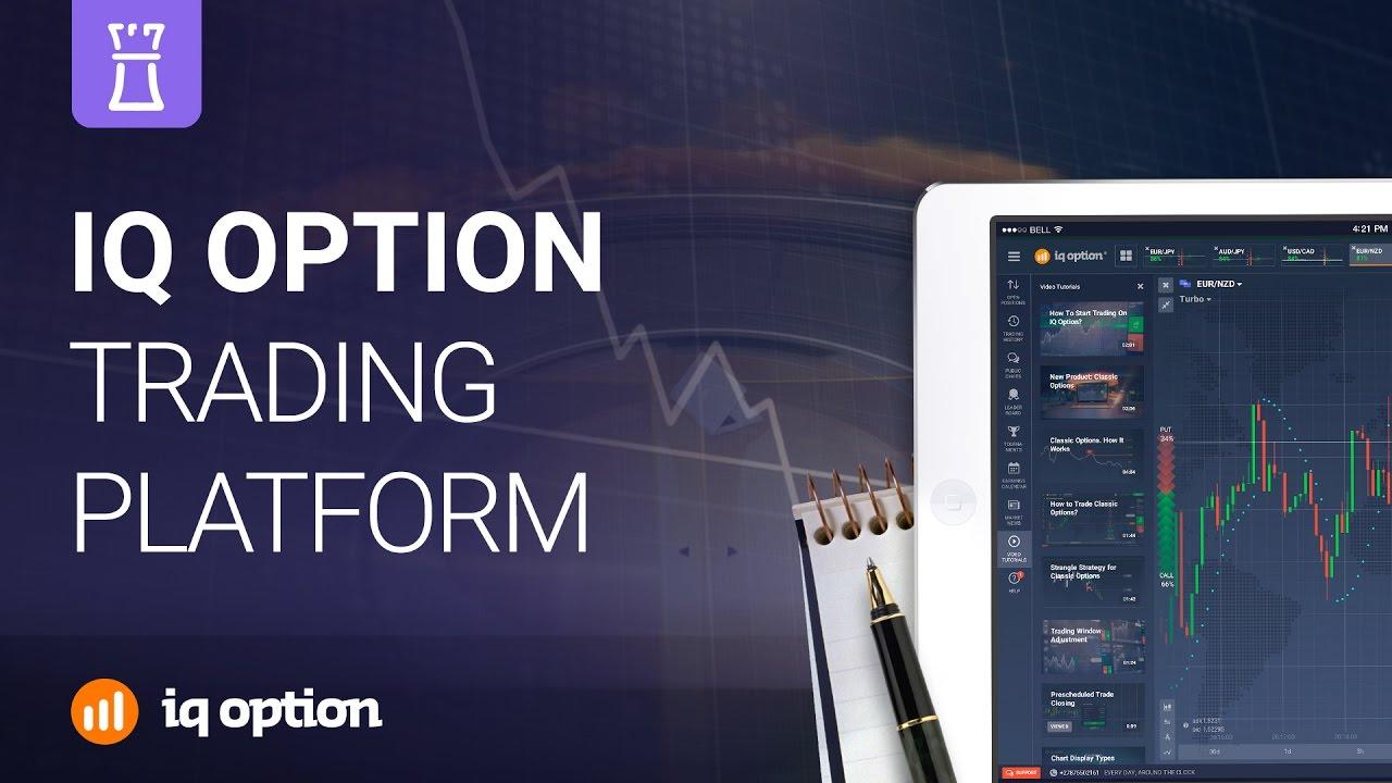 iqoption bináris opciós platformok