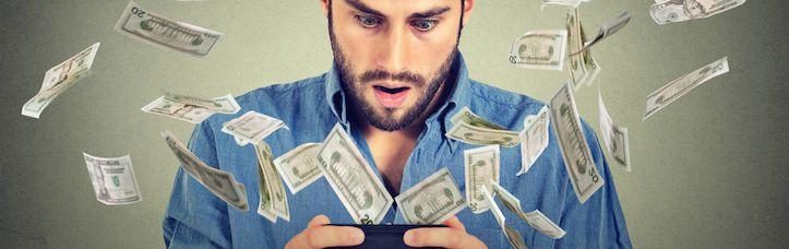 pénzt keresni egy okostelefonon az interneten weboldalon pénzt keresni befektetés nélkül