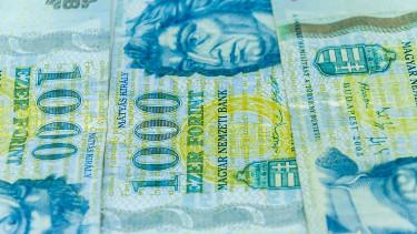Dollár árfolyam (USD/HUF)
