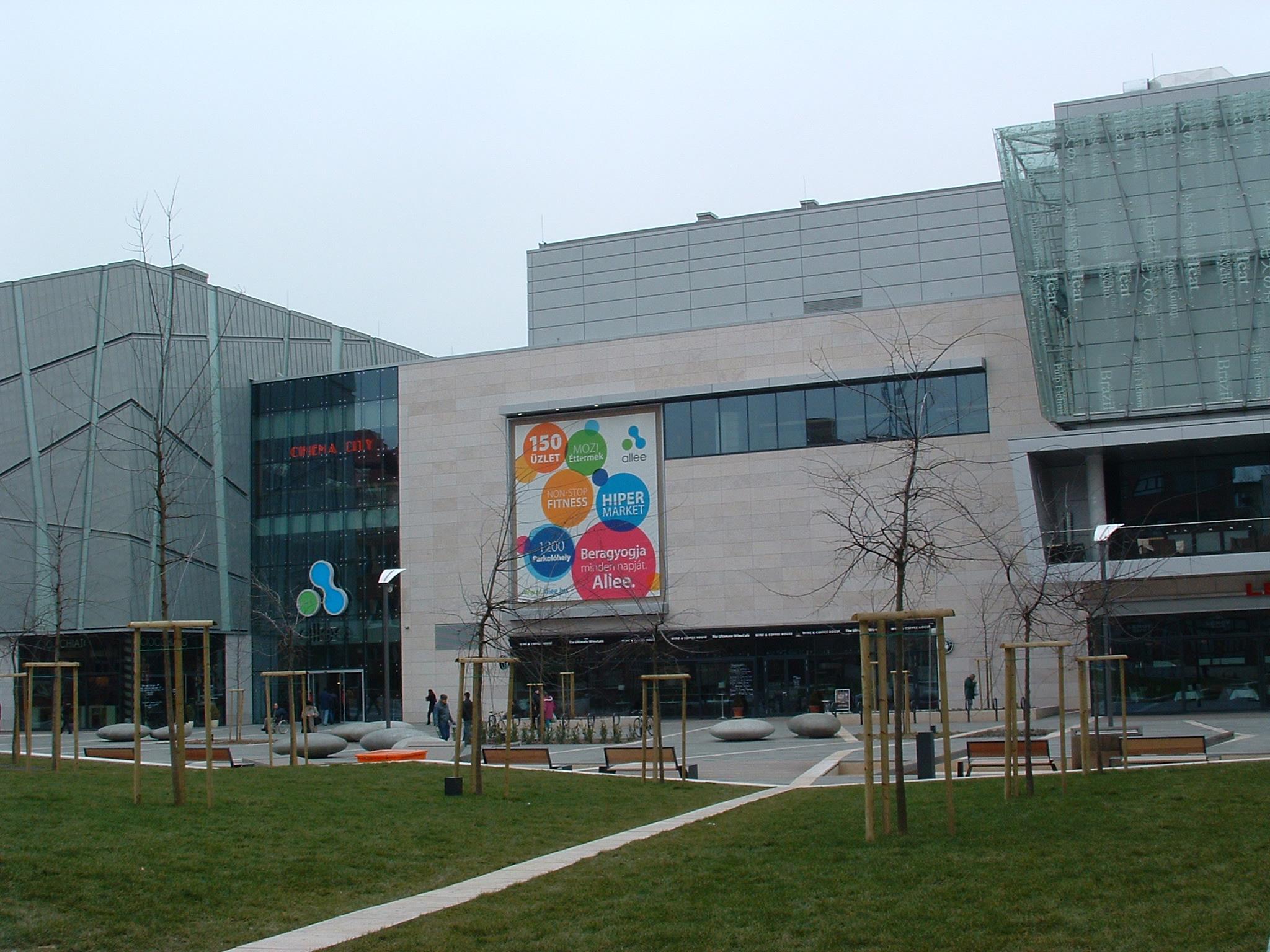 legnagyobb üzletközpont