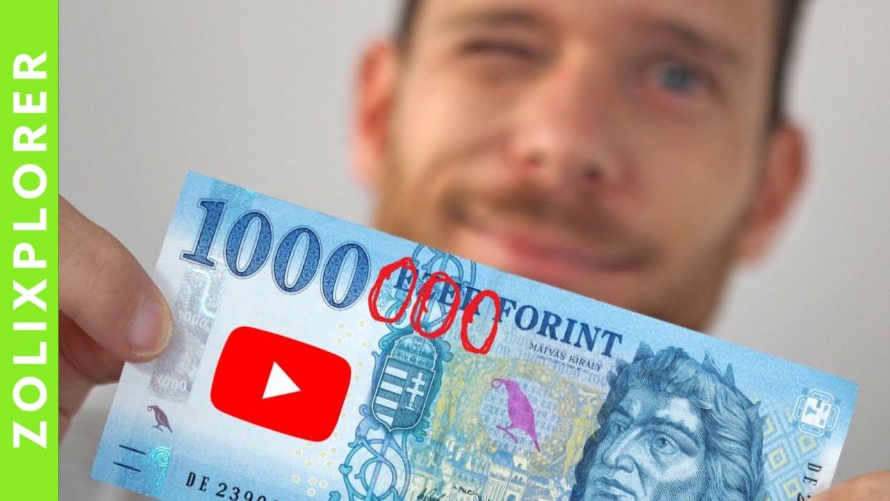 hogyan lehet pénzt keresni a videó segítségével
