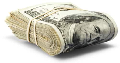 hogyan lehet pénzt keresni 1000 dollár befektetésével)