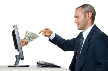 pénzt keresni mások pénzén