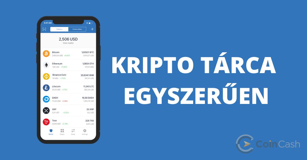 bitcoin pénztárcát választ CRFIN bináris opciók