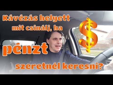 pénzt keresni a 21. században)
