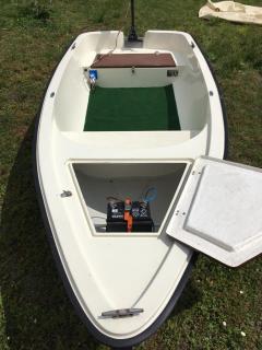 kereskedő csónak
