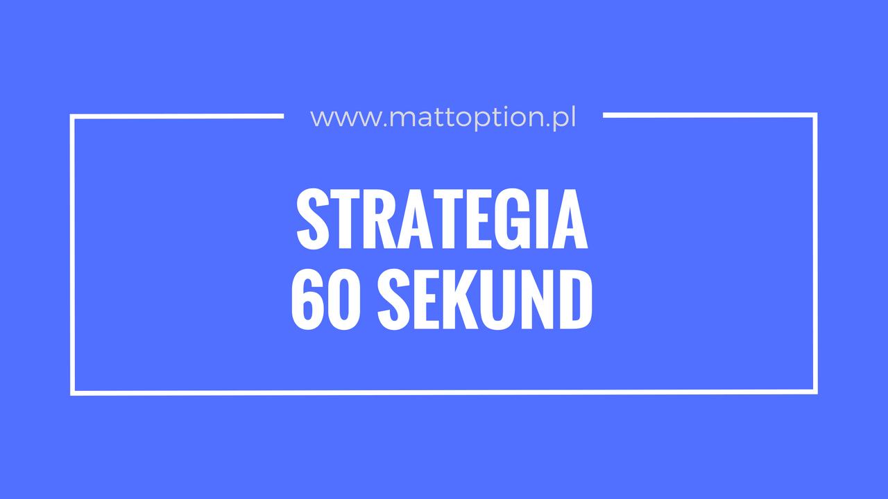 bináris opciós stratégiák 60 másodperc mt4 esetén pipa opciók