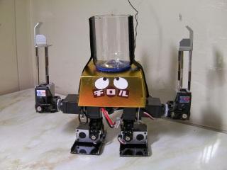 lehetőségek robot a böngészőben