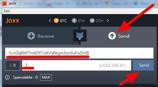 hogyan kell tárolni a bitcoin exmo-t)