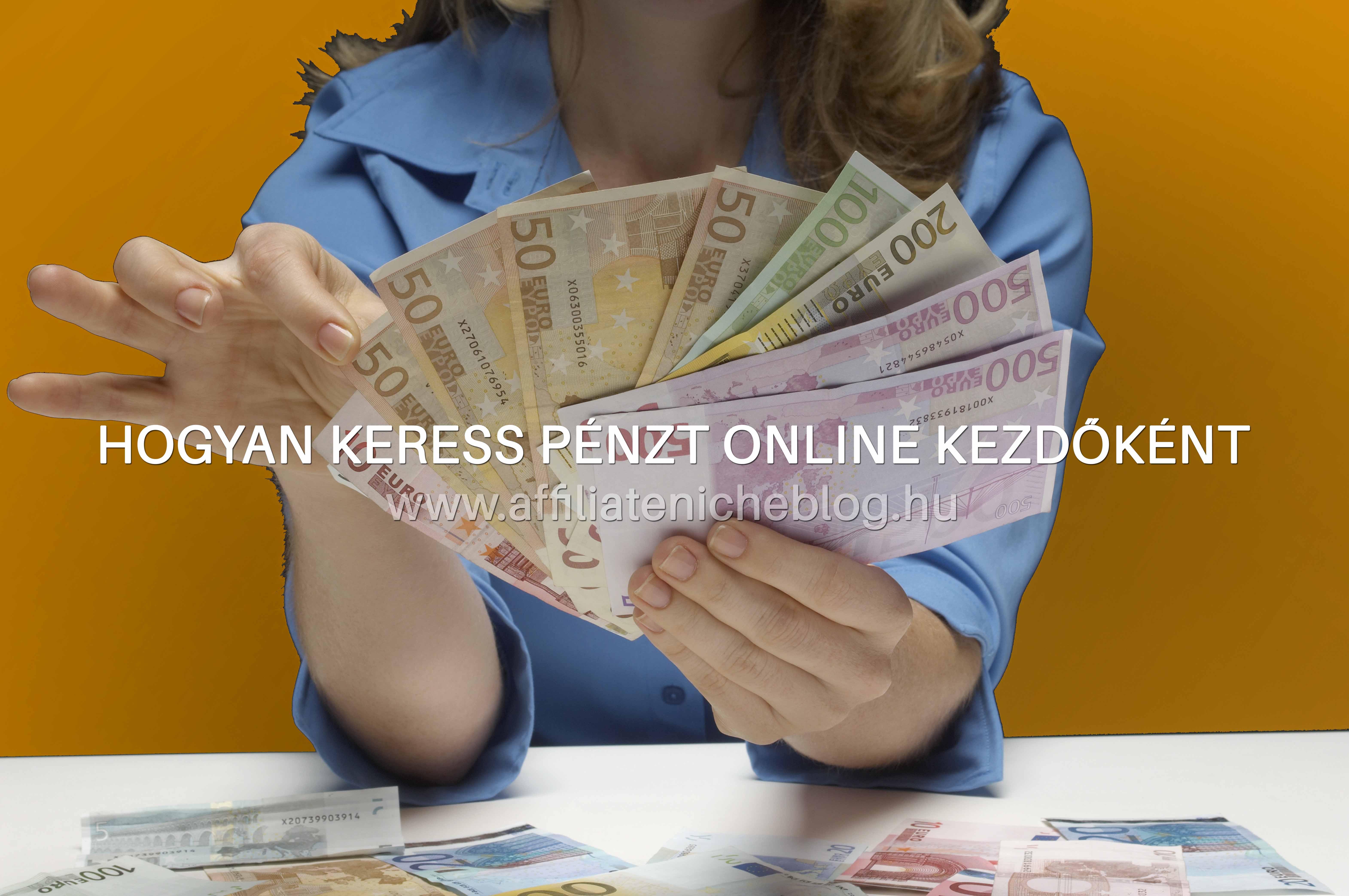 valódi pénzt keresni az internet segítségével