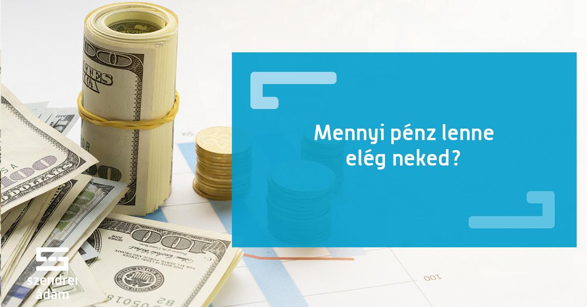 ahol most pénzt kereshet)