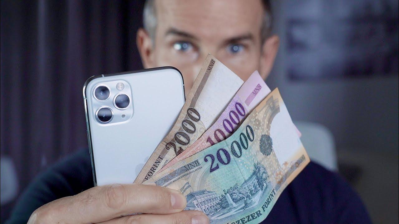 nézni, ahogy az emberek pénzt keresnek