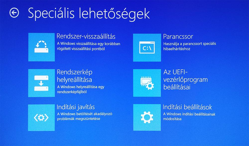 HP számítógépek - Windows csökkentett mód (Windows 10 és 8)   HP® Ügyféltámogatás