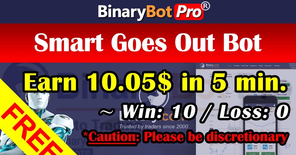 bot robot bináris opciókhoz)