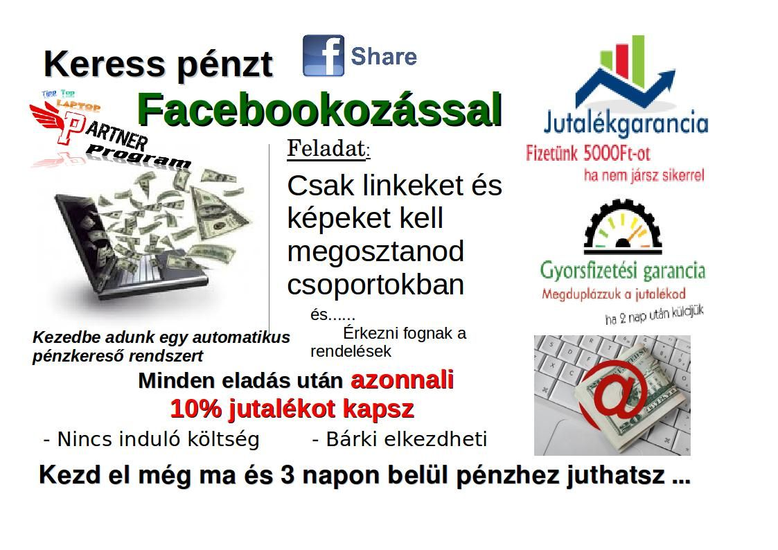 pénzt garanciával)