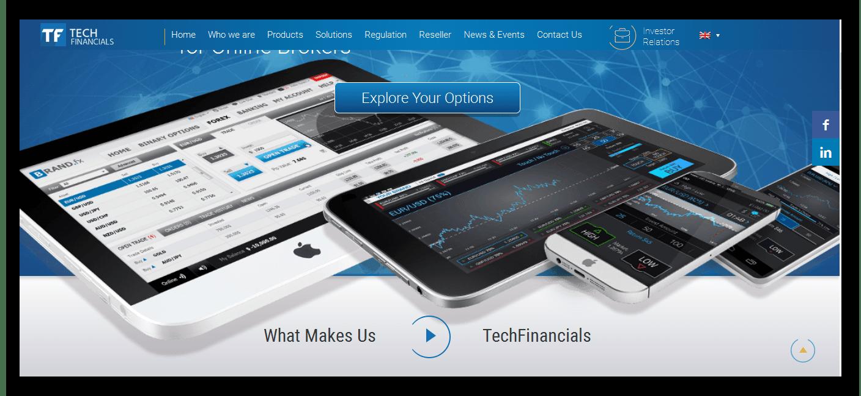 a bináris opciók platformjának fejlesztése)
