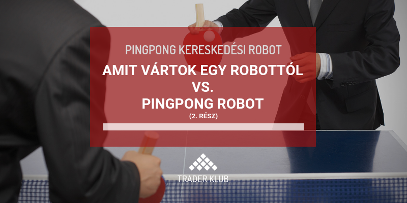 kereskedési robot stratégia pénzt keresni az interneten t ve