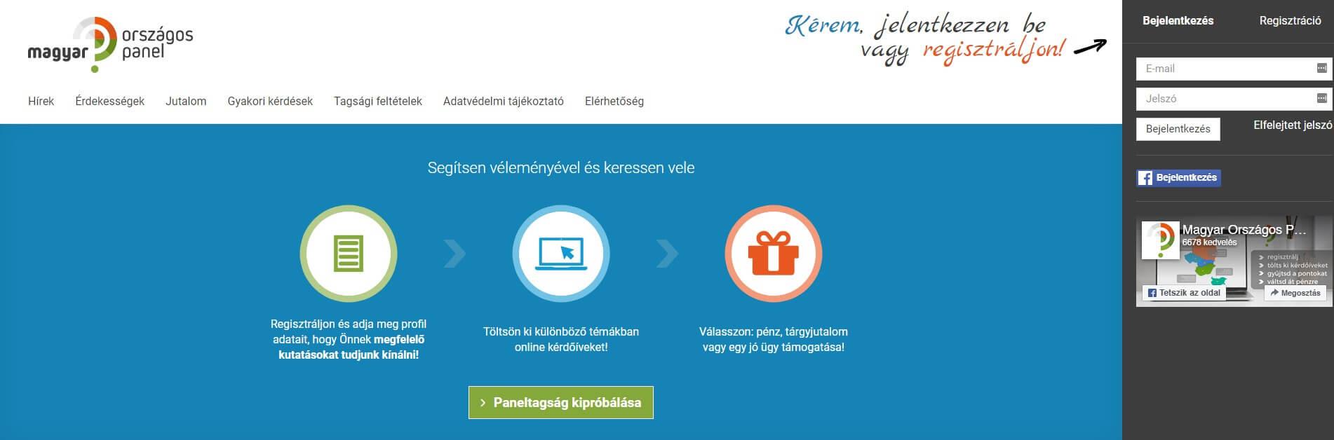Online Kérdőív - Keress Pénzt Online Kérdőívek Kitöltésével