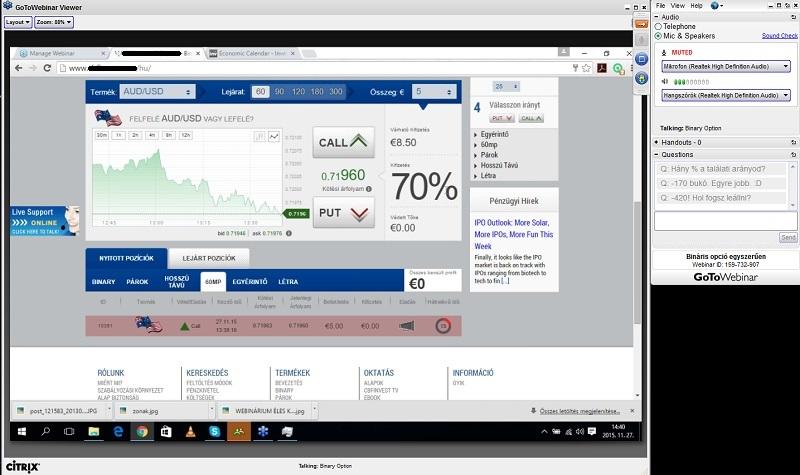 nyílt opciós kereskedés pénzt keresni videók megtekintésével