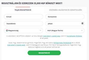 opciók regisztrációs bónusz token lista